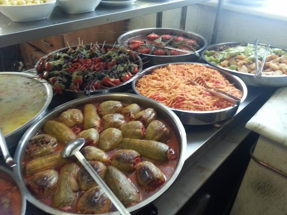 İzmir Bergama Sofrası Yemekleri