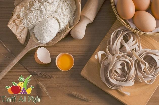 Tatlı Patatesli Makarna Nasıl Yapılır?